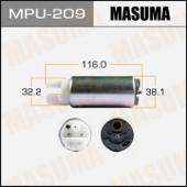 Купить Бензонасос MASUMA MPU-209 (100L/h, 3kg/cm2) в городе Нижний Тагил.